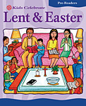 Kids Celebrate Lent and Easter, Pre-Reader: Quantity per package: 12