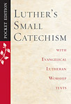 Luther's Small Catechism, Pocket Edition: with Evangelical Lutheran Worship texts, 5/Pkg