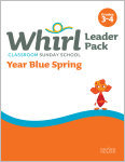 Whirl Classroom Year Blue Spring Grades 3-4 Leader Pack