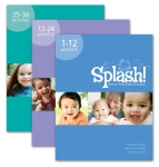 Splash! Pack: 3 Year Set