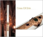 Cross of Erin Eximious Paschal Candles