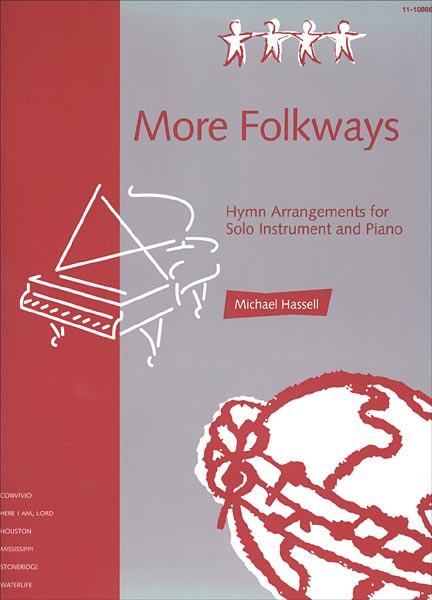 More Folkways: Hymn Arrangements for Solo Instrument and Piano