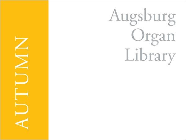 Augsburg Organ Library: Autumn