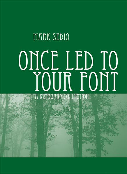 Once Led to Your Font: A Keyboard Collection