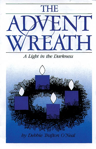 the advent wreath a light in the darkness. Black Bedroom Furniture Sets. Home Design Ideas