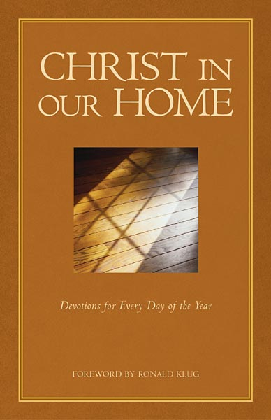 Christ in Our Home: Devotions for Every Day of the Year