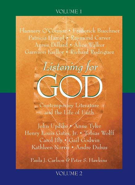 Listening for God, Volumes 1-2, DVD