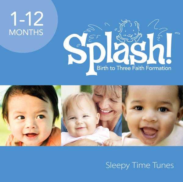 Splash! CD: Sleepy Time Tunes, 1-12 Months (Year 1)