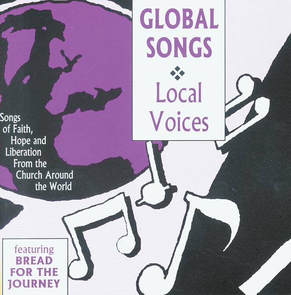 Global Songs/Local Voices: Audio CD