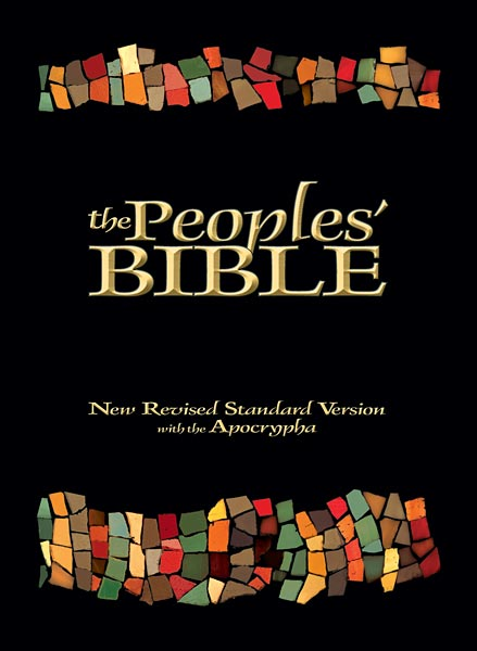 The Peoples' Bible: New Revised Standard Version, with the Apocrypha
