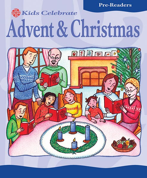 Kids Celebrate Advent and Christmas, Pre-Reader: Quantity per package: 12