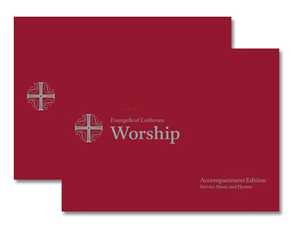 Evangelical Lutheran Worship, Accompaniment Edition: Service Music and Hymns, 2-volume edition