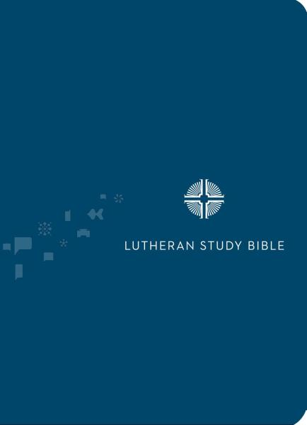 Lutheran Study Bible (Deluxe Edition)
