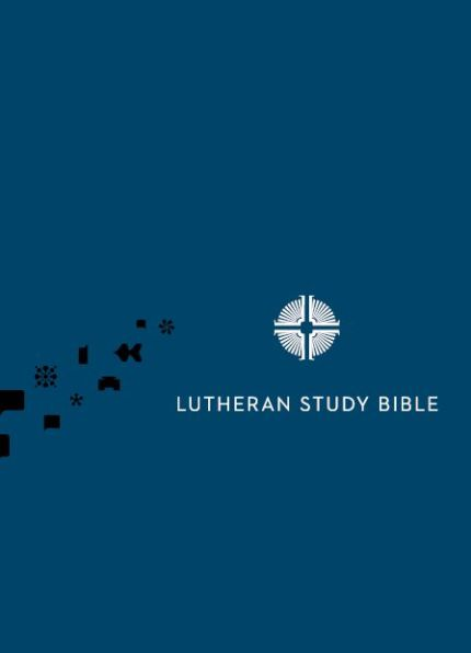 Lutheran Study Bible (Enlarged Print)