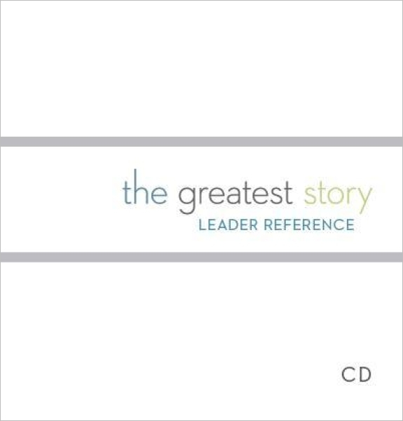 The Greatest Story Leader Reference CD-ROM