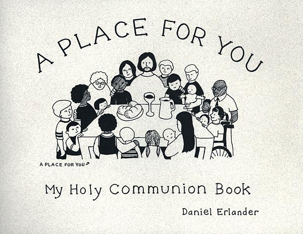 A Place for You: My Holy Communion Book