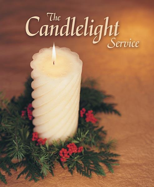 Christmas Eve Candlelight Service Bulletin