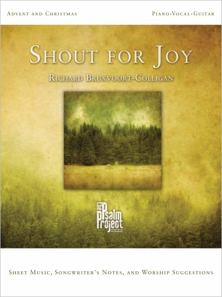 The Psalm Project, Vol 2: Shout for Joy Songbook