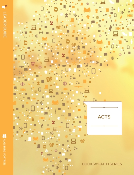 Acts Leader Guide: Books of Faith