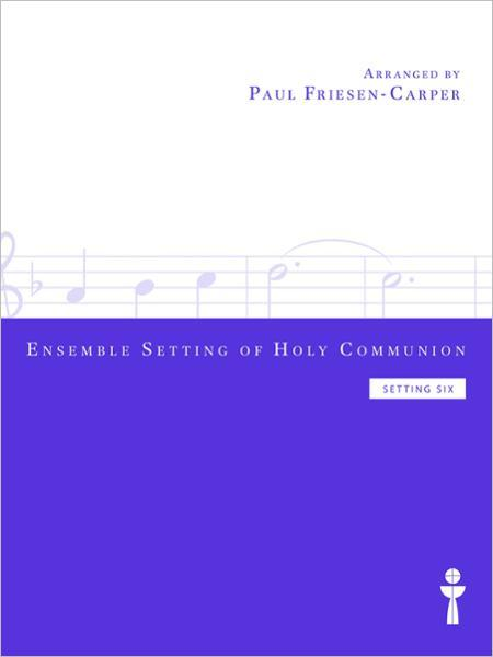 Ensemble Setting of Holy Communion: Setting Six Instrumental Download