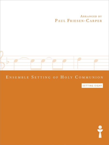 Ensemble Setting of Holy Communion: Setting Eight Instrumental Download