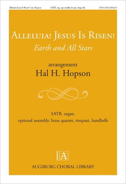Alleluia! Jesus Is Risen! Instrumental Parts