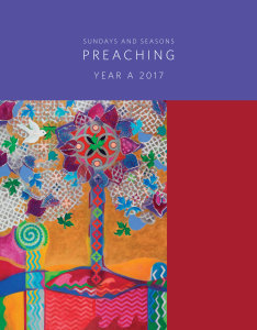 Sundays and Seasons: Preaching, Year A 2017