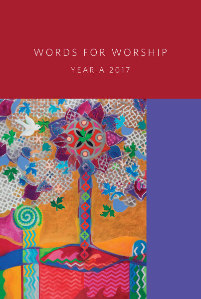 Words for Worship CD-ROM, Year A 2017