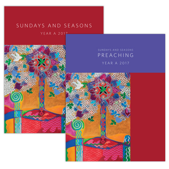 Planning Guide and Preaching Combo Pack, Year A 2017