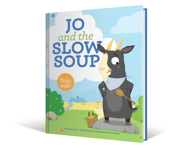 Jo and the Slow Soup