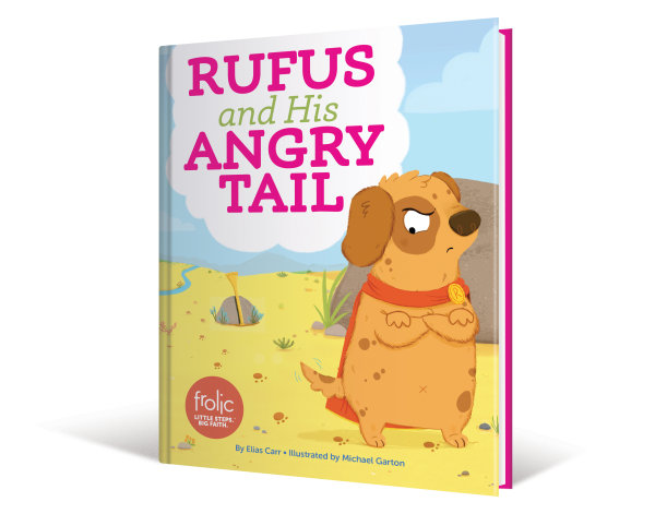 Rufus and His Angry Tail