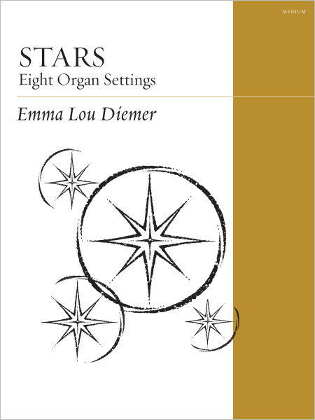 Stars: Eight Organ Settings