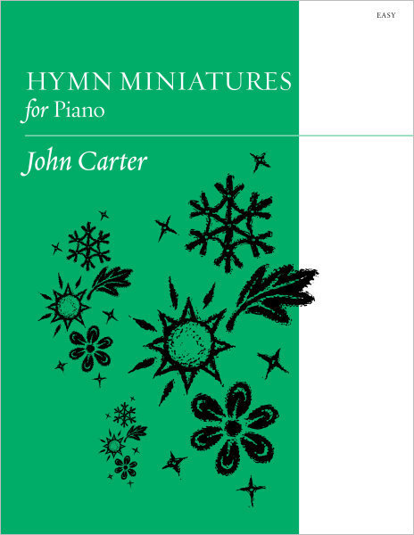 Hymn Miniatures for Piano