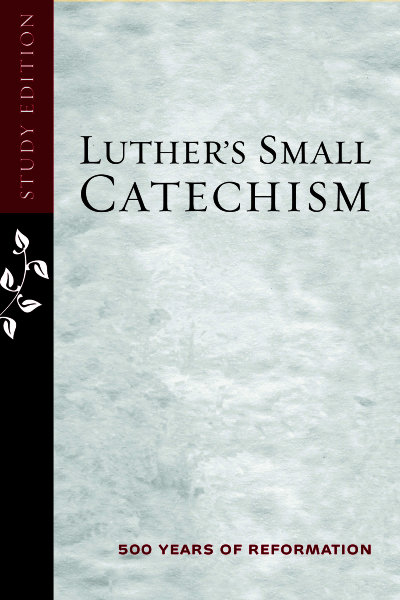 Luther's Small Catechism, Anniversary Study Edition