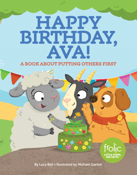 Happy Birthday, Ava!