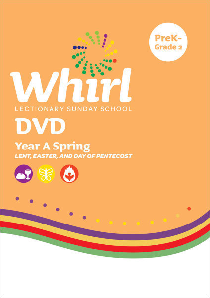 Whirl Year A Spring Lower Grades DVD