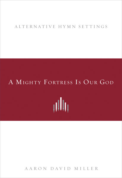 A Mighty Fortress Is Our God Choral Score