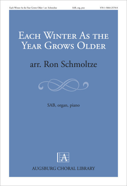 Each Winter As the Year Grows Older