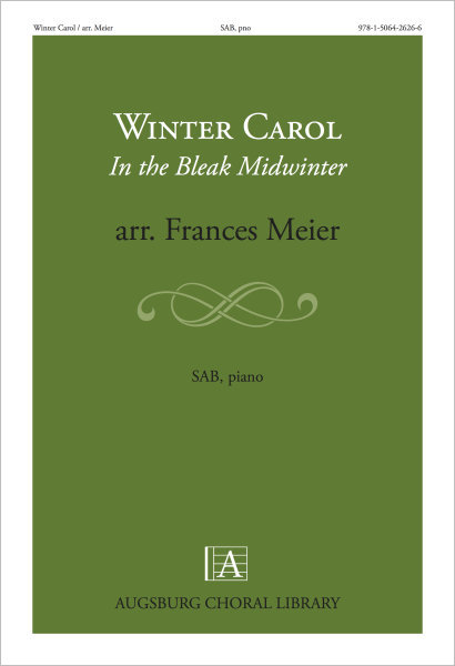 Winter Carol: In the Bleak Midwinter