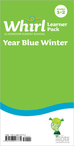 Whirl Classroom Year Blue Winter Grades 1-2 Learner Pack