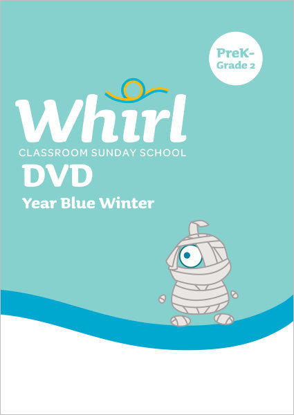 Whirl Classroom Year Blue Winter Lower Grades DVD