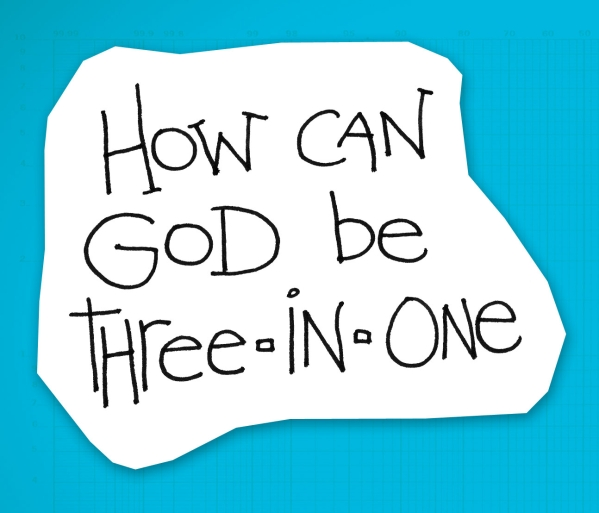 re:form Digital Lesson | How can God be three-in-one?