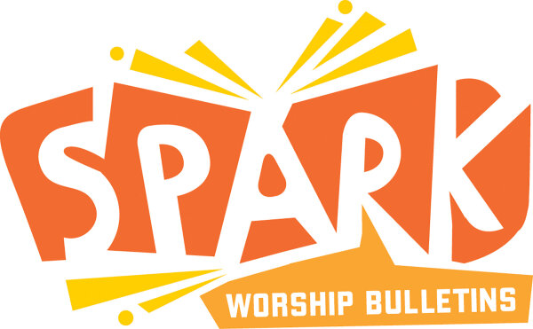 Spark Worship Bulletins/ Year A / Lent and Easter