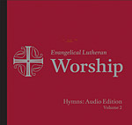 Evangelical Lutheran Worship, Hymns Audio CD, Volume 2