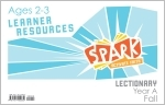 Spark Lectionary / Fall 2020 / Age 2-3 / Learner Leaflets