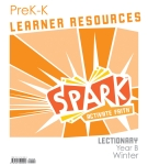 Spark Lectionary / Winter 2020-2021 / PreK-K / Learner Leaflets