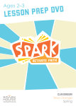 Spark Classroom / Year Orange / Fall / Age 2-3 / Lesson Prep Video DVD