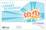 Spark Lectionary / Fall 2019 / Age 2-3 / Learner Leaflets