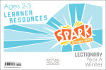 Spark Lectionary / Year A / Winter 2019-2020 / Age 2-3 / Learner Leaflets