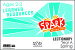 Spark Lectionary / Year A / Spring 2020 / Age 2-3 / Learner Leaflets